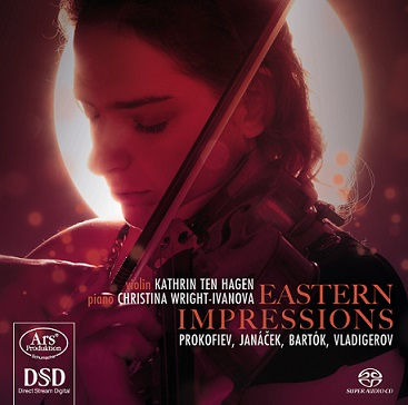 "Debut CD ""Eastern Impressions"""